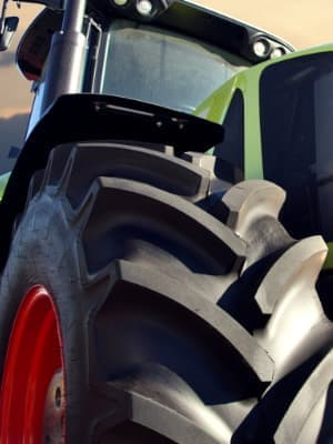 Agricultural Tyres Fitting and Repair